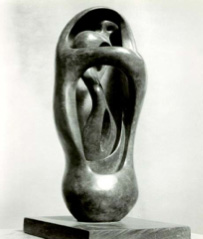 Henry Moore Sculpture 1951