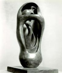 Henry Moore Sculpture 1951
